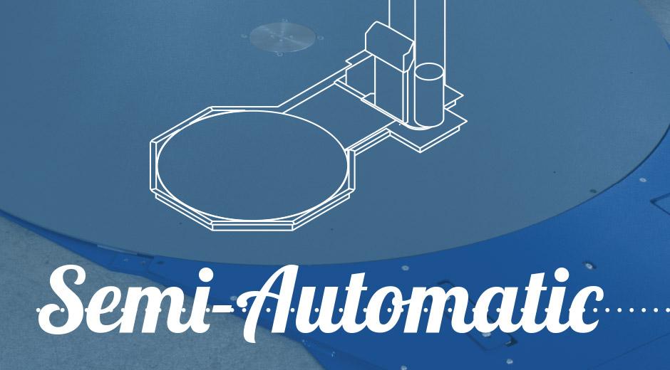 Machines Semi-Automatic